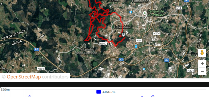 GPX: TRAIL Santa Catarina 2015
